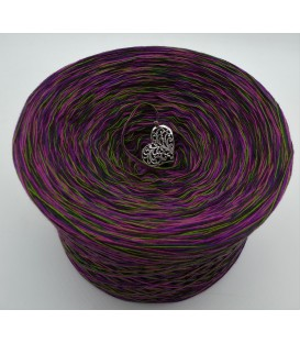 Las Vegas - 5 ply mottled yarn without gradient