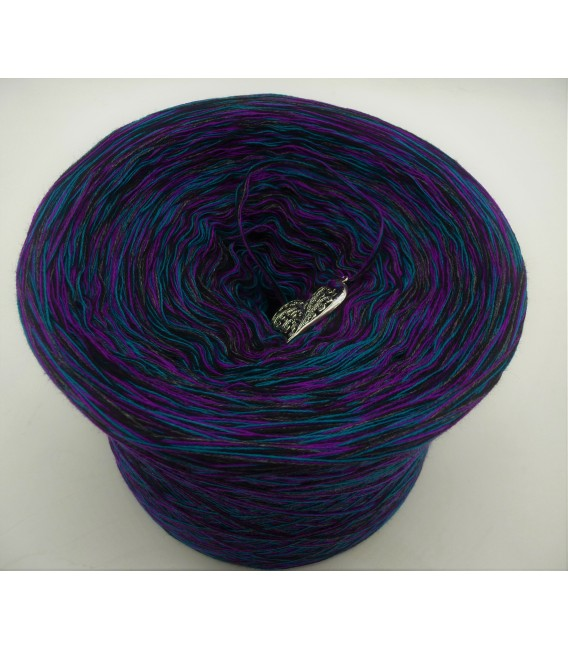 Rio de Janairo - 4 ply mottled yarn without gradient - image 1