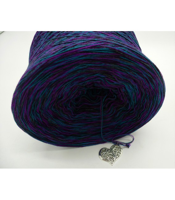 Rio de Janairo - 4 ply mottled yarn without gradient - image 4