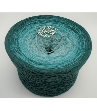 Farben der Seele (Colors of the soul) - 4 ply gradient yarn - image 2