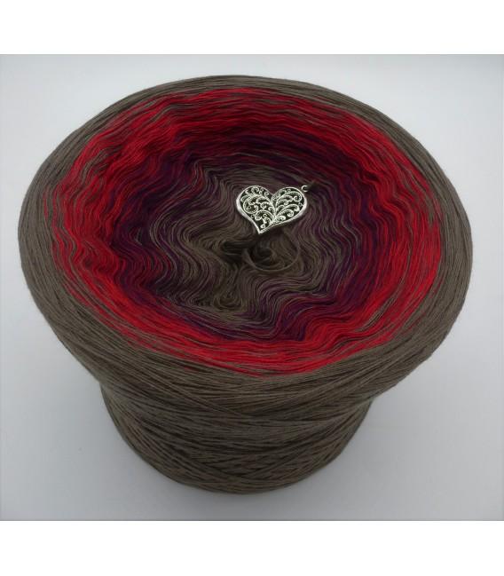 Seelenspiegel (Soul Mirror) - 4 ply gradient yarn - image 1