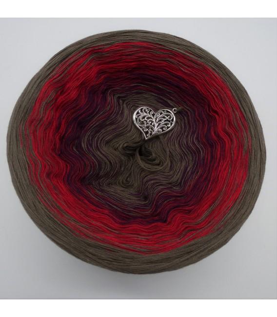 Seelenspiegel (Soul Mirror) - 4 ply gradient yarn - image 2