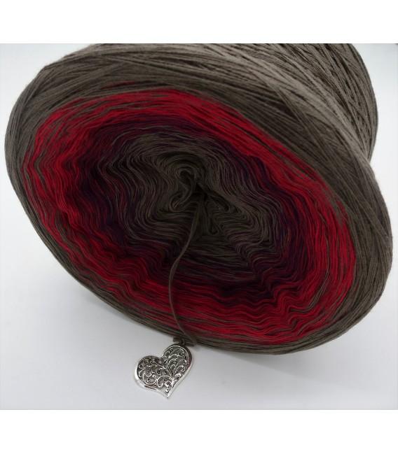 Seelenspiegel (Soul Mirror) - 4 ply gradient yarn - image 3