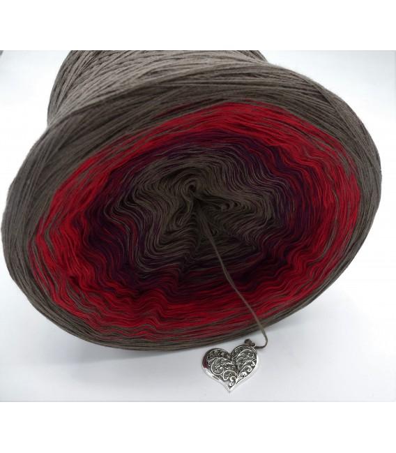 Seelenspiegel (Soul Mirror) - 4 ply gradient yarn - image 4