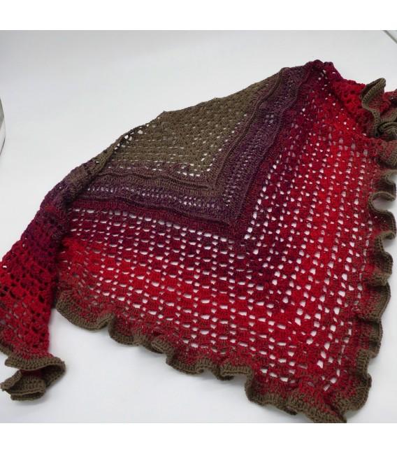 Seelenspiegel (Soul Mirror) - 4 ply gradient yarn - image 5