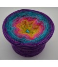 Cupe Cake - 4 ply gradient yarn