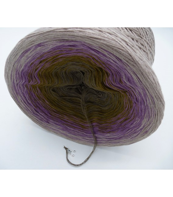 Seelenfrieden (peace of mind) - 4 ply gradient yarn - image 4