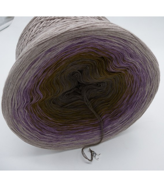 Seelenfrieden (peace of mind) - 4 ply gradient yarn - image 5