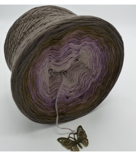 Seelenfrieden (peace of mind) - 4 ply gradient yarn - image 9