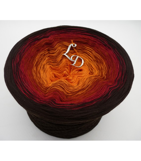 Abendstimmung (evening atmosphere) - 4 ply gradient yarn - image 2