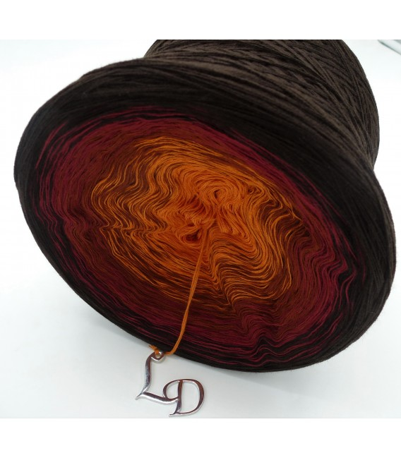 Abendstimmung (evening atmosphere) - 4 ply gradient yarn - image 4