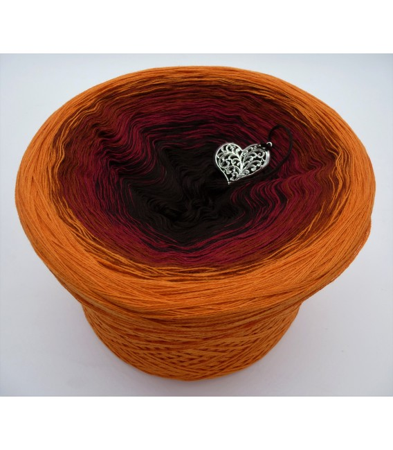 Abendstimmung (evening atmosphere) - 4 ply gradient yarn - image 6
