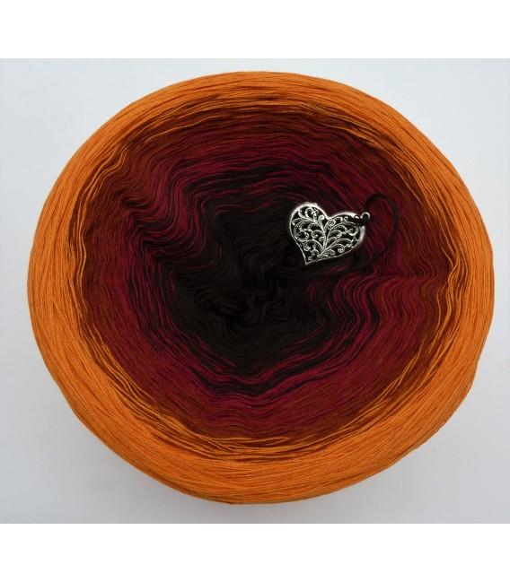 Abendstimmung (evening atmosphere) - 4 ply gradient yarn - image 7