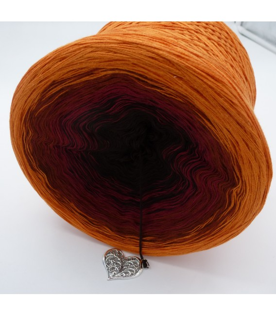 Abendstimmung (evening atmosphere) - 4 ply gradient yarn - image 8