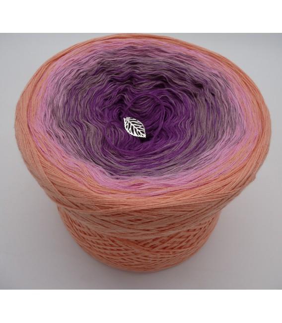 Seelenblüte (душа цветение) - 4 нитевидные градиента пряжи - Фото 6