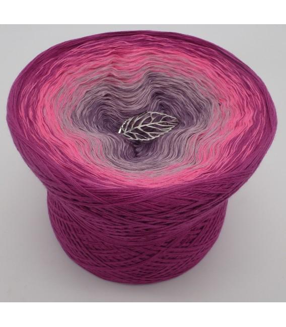 Wilde Rosen (Wild roses) - 4 ply gradient yarn - image 2