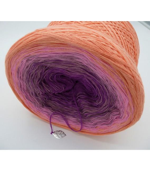 Seelenblüte - Farbverlaufsgarn 4-fädig - Bild 8