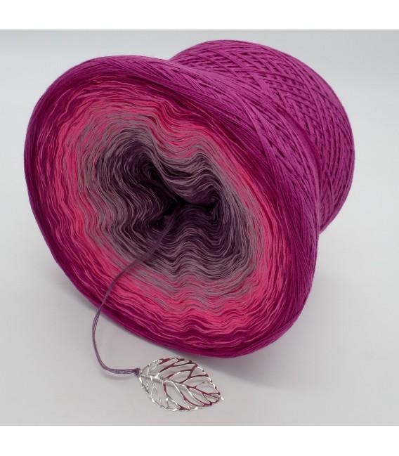 Wilde Rosen (Wild roses) - 4 ply gradient yarn - image 5
