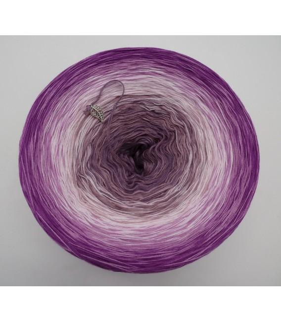 Märchenhafte Begegnung - Farbverlaufsgarn 4-fädig - Bild 3