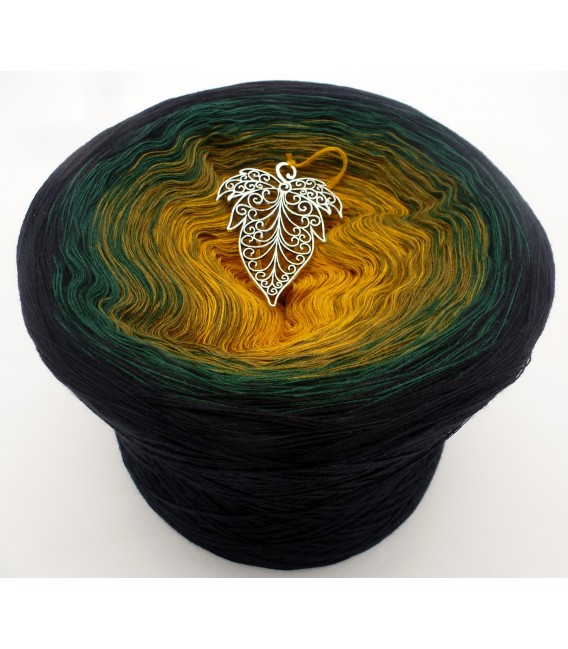 Seelenanker (soul anchor) - 4 ply gradient yarn - image 1