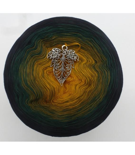 Seelenanker (soul anchor) - 4 ply gradient yarn - image 2
