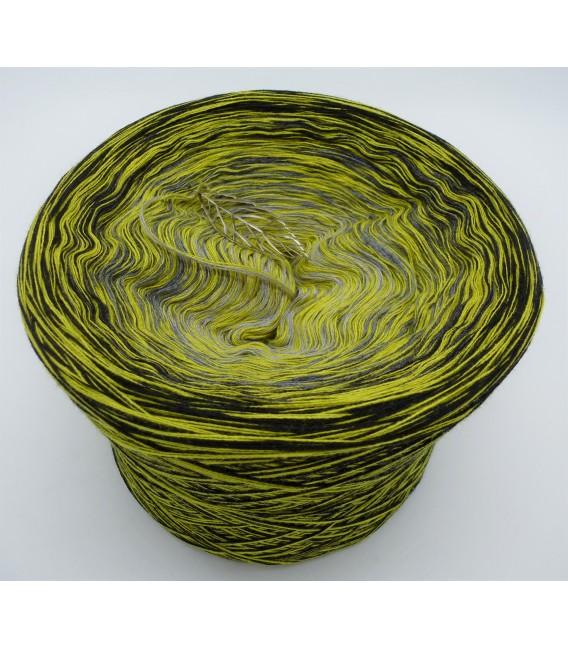 Lust auf Limette (lust on lime) - 4 ply gradient yarn - image 1