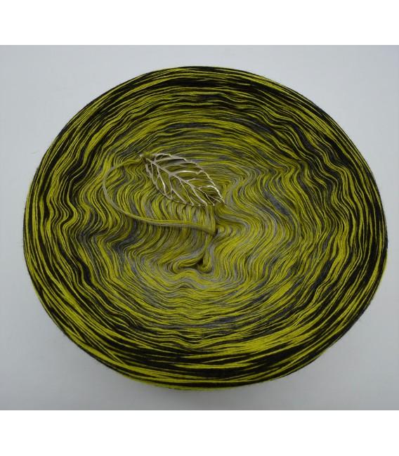 Lust auf Limette (lust on lime) - 4 ply gradient yarn - image 2