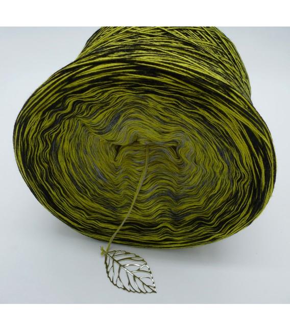 Lust auf Limette (lust on lime) - 4 ply gradient yarn - image 3