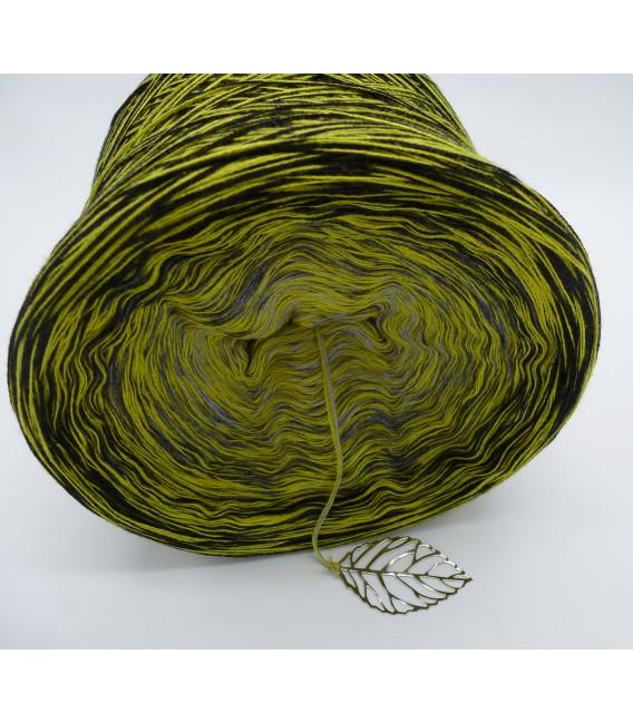 Lust auf Limette (lust on lime) - 4 ply gradient yarn - image 4