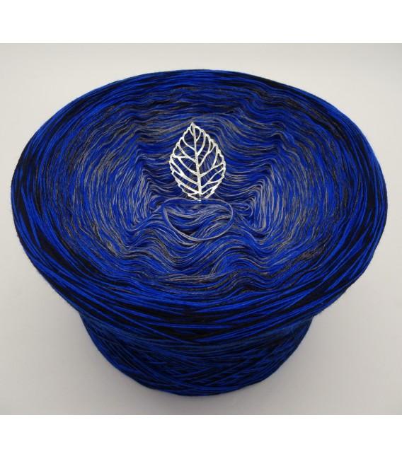 Lust auf Enzian (lust on gentian) - 4 ply gradient yarn - image 1