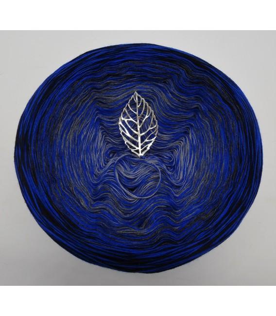 Lust auf Enzian (lust on gentian) - 4 ply gradient yarn - image 2