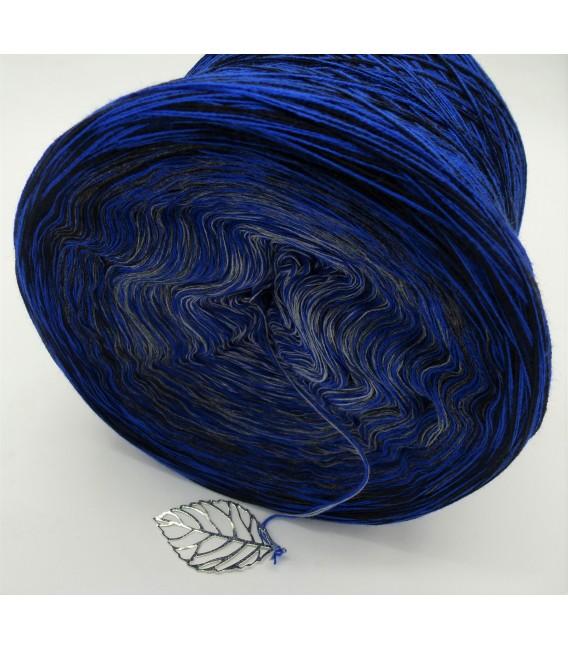 Lust auf Enzian (lust on gentian) - 4 ply gradient yarn - image 3