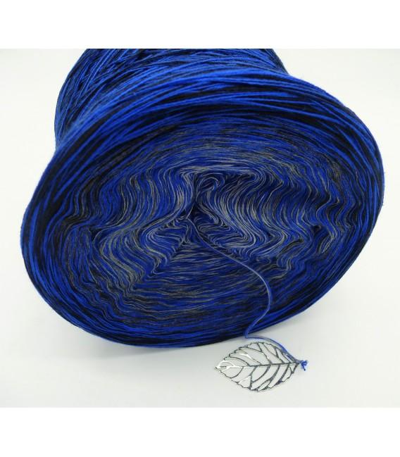 Lust auf Enzian (lust on gentian) - 4 ply gradient yarn - image 4