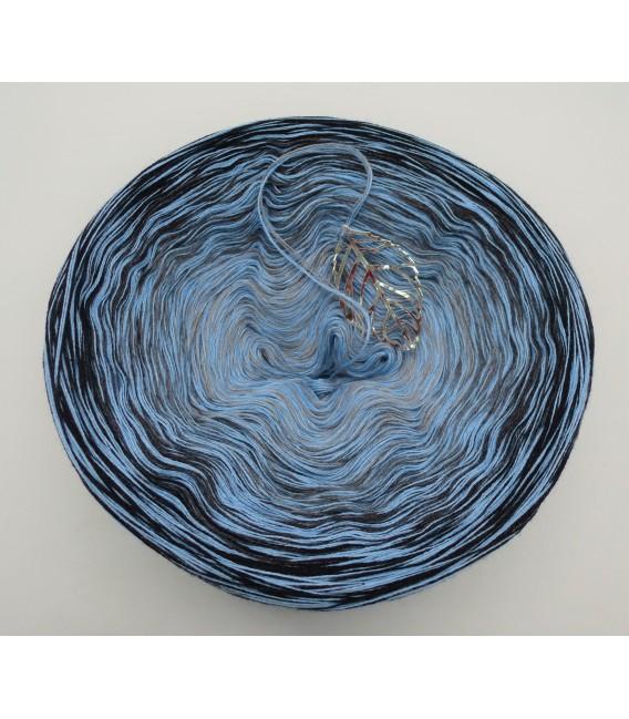 Lust auf Aqua (lust on aqua) - 4 ply gradient yarn - image 2