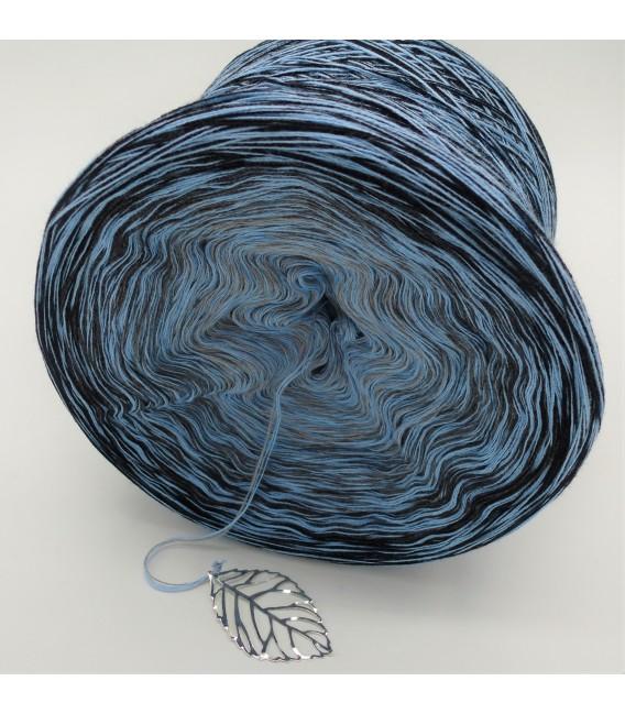 Lust auf Aqua (lust on aqua) - 4 ply gradient yarn - image 3