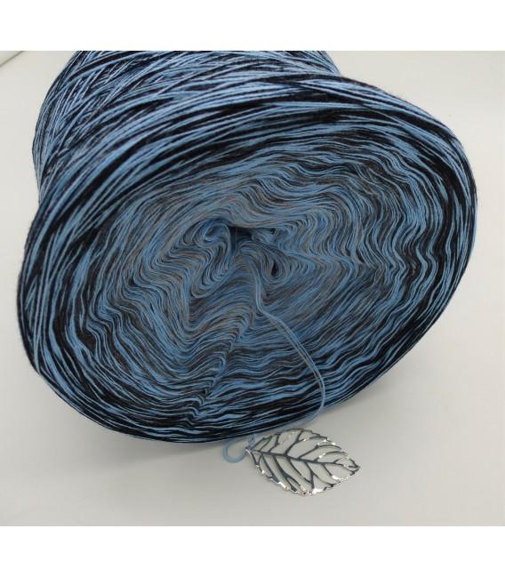 Lust auf Aqua (lust on aqua) - 4 ply gradient yarn - image 4