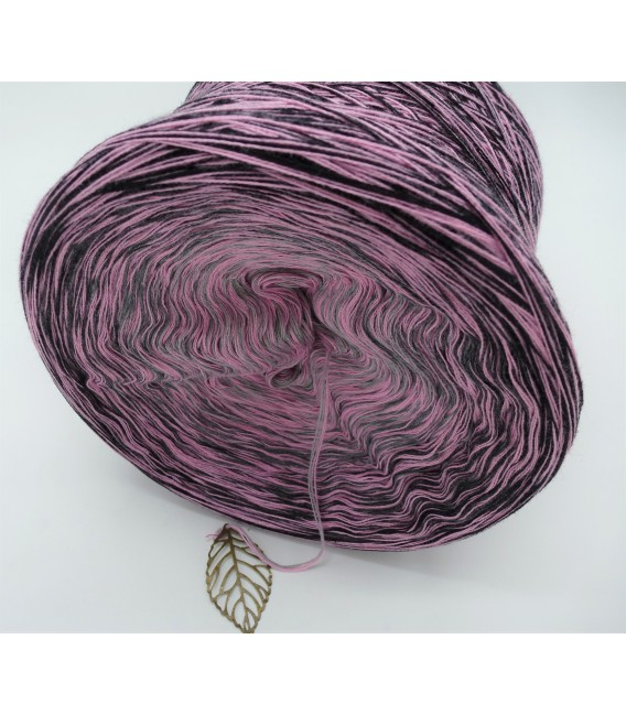 Lust auf Rosa (lust on pink) - 4 ply gradient yarn - image 3
