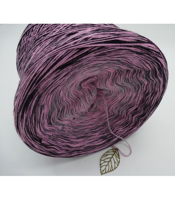 Lust auf Rosa (lust on pink) - 4 ply gradient yarn - image 4