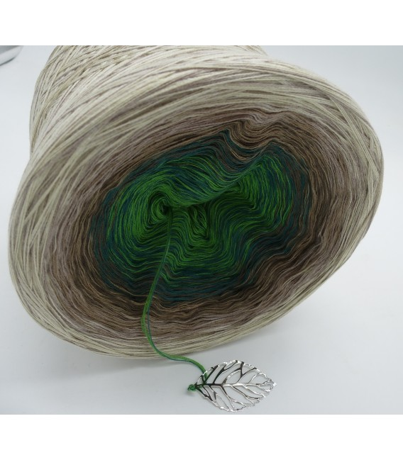 Natur Pur (Pure nature) - 4 ply gradient yarn - image 2