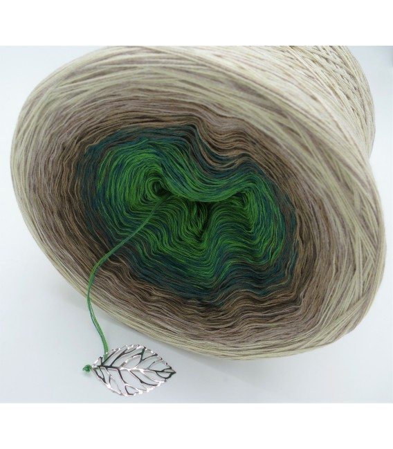 Natur Pur (Pure nature) - 4 ply gradient yarn - image 4