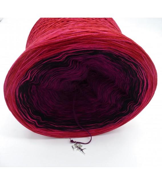 Granatapfel (pomegranate) - 4 ply gradient yarn - image 5