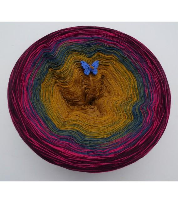 Utopia - 4 ply gradient yarn - image 2