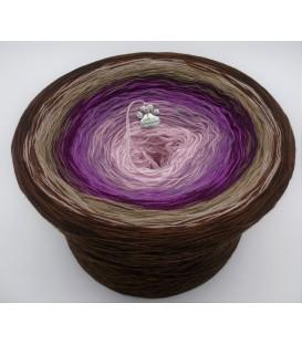 Liebe ist ... Vertrauen (Love is ... trust) - 4 ply gradient yarn - image 1
