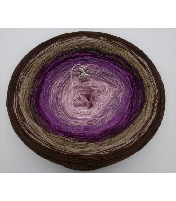 Liebe ist ... Vertrauen (Love is ... trust) - 4 ply gradient yarn - image 2