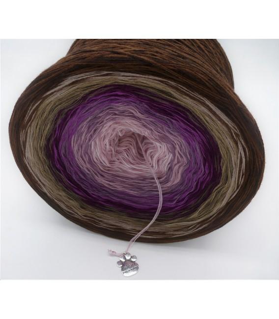 Liebe ist ... Vertrauen (Love is ... trust) - 4 ply gradient yarn - image 3