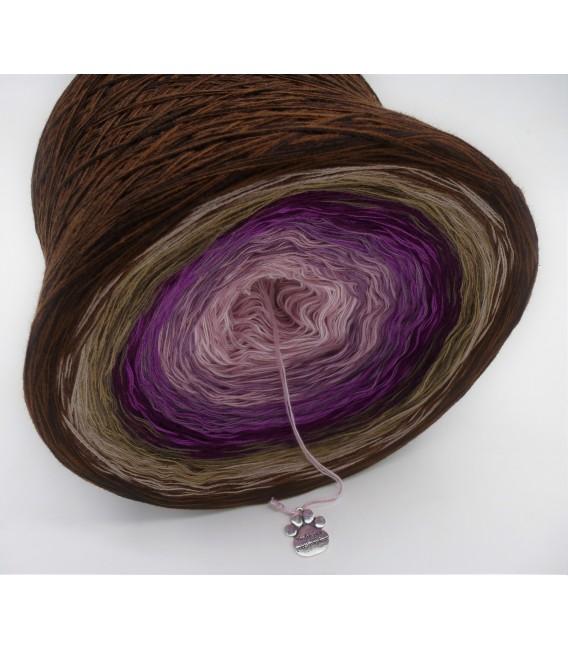 Liebe ist ... Vertrauen (Love is ... trust) - 4 ply gradient yarn - image 4