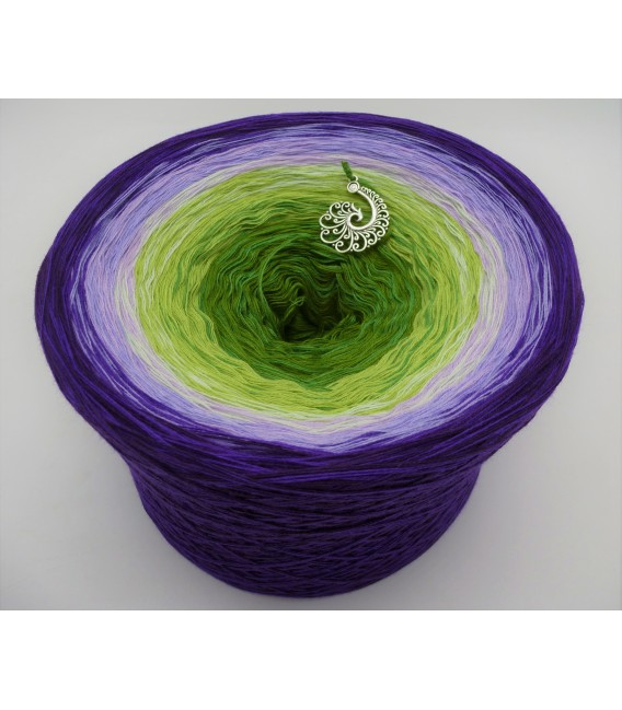 Liebe ist ... Berührung (Love is ... touch) - 4 ply gradient yarn - image 1