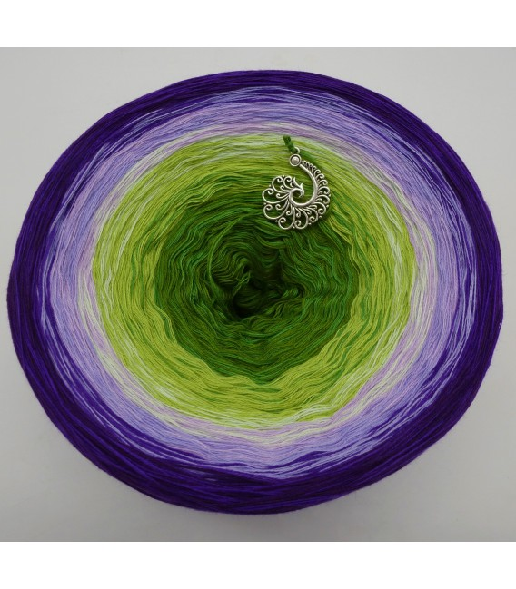 Liebe ist ... Berührung (Love is ... touch) - 4 ply gradient yarn - image 2