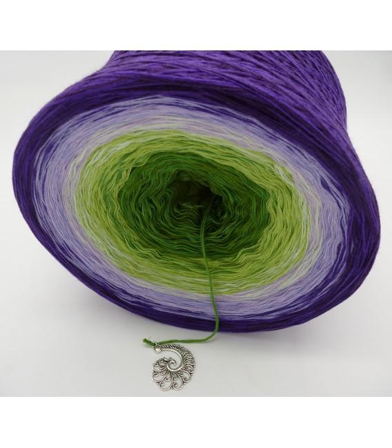 Liebe ist ... Berührung (Love is ... touch) - 4 ply gradient yarn - image 3