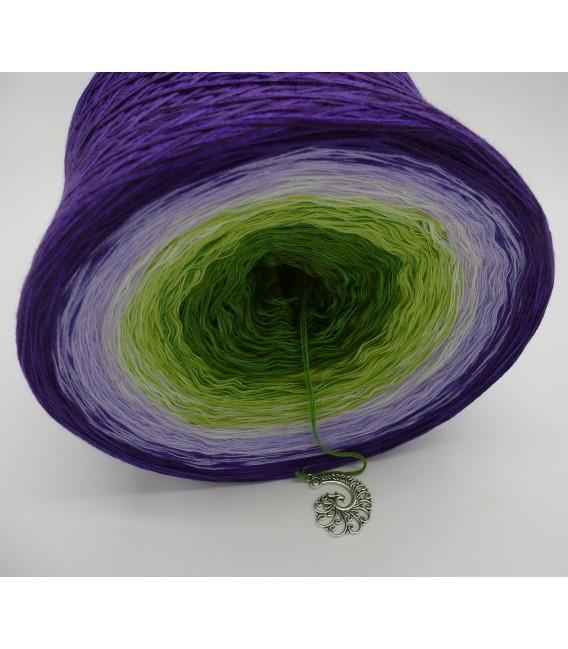 Liebe ist ... Berührung (Love is ... touch) - 4 ply gradient yarn - image 4